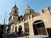 Church of San Juan de Dios. Granada. Andalusia, Spain