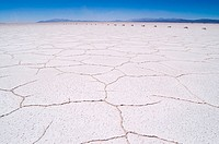Salinas Grandes, Jujuy, Argentina