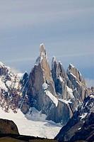 Cerro Torre, Los Glaciares National Park. Patagonia, Argentina