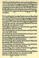 justice, law / laws, constitution / constitutions, Grundgesetz für die Bundesrepublik Deutschland, Basic Law for the Federal Republic of Germany, GG, ...