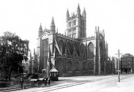 Bath, Abbey 1911