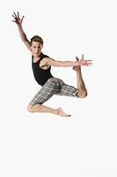 Modern dancer