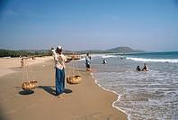 rishikonda beach , visakhapatnam , andhra pradesh , india