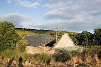Derelict Farm Buildings, Bunmahon, Co Waterford, Ireland