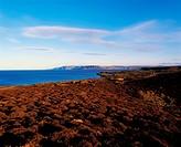 Co Antrim, Rathlin Island Rathlin Towards Fairhead