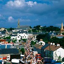 Co Antrim, Old Lemass Fair, Ballycastle,