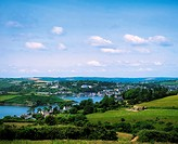 Co Cork, Summer Cove, Near Kinsale,