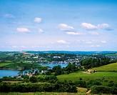 Co Cork, Summer Cove, Near Kinsale,