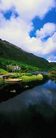 Co Galway, Kylemore Abbey,