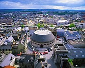 Cork City, Firkin Crane Centre and Old Butter Market,