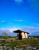 Poulnabrone Dolmen, Burren, Co Clare, Ireland