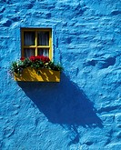 Cottage Window, Kinsale, Co Cork, Ireland