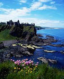 Dunluce Castle,Co Antrim,Ireland