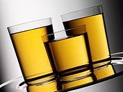 Three Glasses of Cider - Non Exclusive