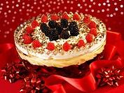Traditional Christmas Trifle