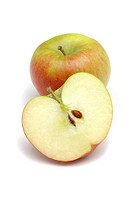 British braeburn apples