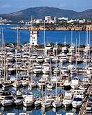 Port, Portals Nous. Majorca, Balearic Islands, Spain