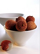 Lychees Litchi chinensis