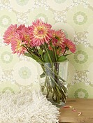 Bouquet of chrysanthemum
