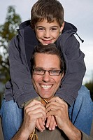 Portrait of Father and Son (thumbnail)