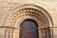 Church of Santa Maria de Azogue, Benavente. Zamora province, Castilla-Leon, Spain
