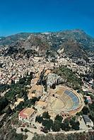 Italy - Sicily Region - Taormina - Old Theatre