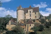France - Aquitaine - Panassou Castle