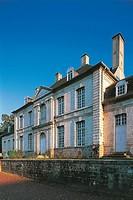 France - Nord-Pas-de-Calais - Duisans. Castle