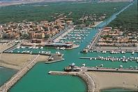 Italy - Tuscany Region - Marina di Grosseto - Aerial view