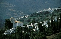 Bubion and Capileria in las Alpujarras