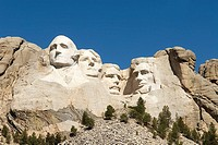 Mount Rushmore National Monument. South Dakota, USA
