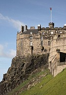 Edinburgh Castle Edinburgh Scotland