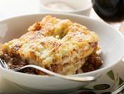 Mince lasagne