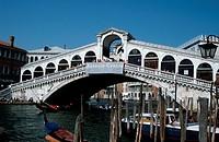 Rialto, bridge, Venice, Italy