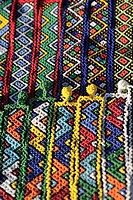 Variety of African Beaded Bracelets  Grahamstown, Eastern Cape Province, South Africa