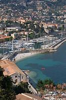 Viillefranche-sur-Mer, French Riviera, Cote d´Azur, France