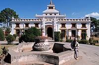 Nepal, Kathmandu, Chauni National Museum