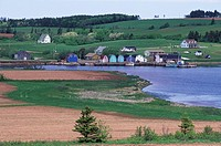 French River, Prince Edward Island, Canada