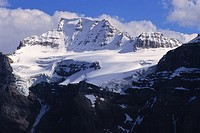 The North Face of Mt Fay, Banff National Park, Alberta, Canada