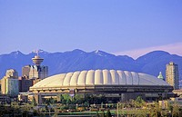 BC Place, Vancouver, British Columbia, Canada