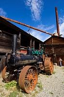 McLean Mill National Historic Site, Port Alberni, Vancouver Island, British Columbia, Canada