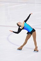 Dramatic Figure Skating