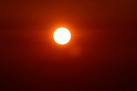 Sun, Belem, Para, Brazil
