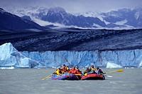 Glacier & Rafters, Kluane National Park, Lowell Yukon