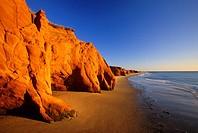 Plage de la Dune du Sud, Magdalen Islands, Quebec