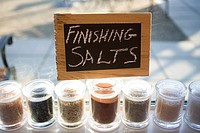 Finishing Salts for Sale