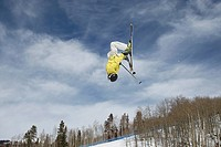 Acrobatic Skier (thumbnail)