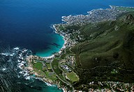 Clifton Beaches, Capetown, South Africa