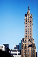 Buildings in a city, Fifth Avenue, Manhattan, New York City, New York State, USA