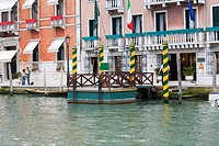 Buildings at the waterfront, Grand Canal, Venice, Italy